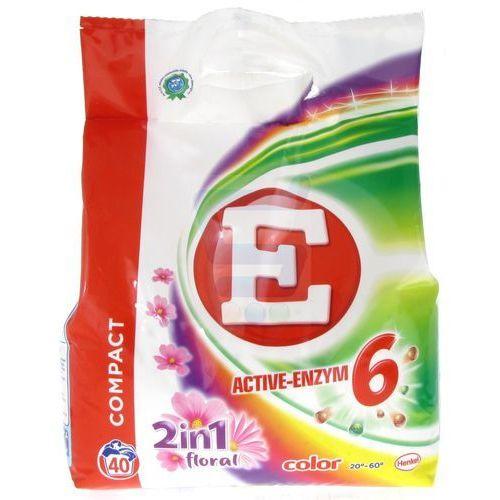 E Proszek do prania do koloru 2 w 1 Floral 3 kg, kup u jednego z partnerów
