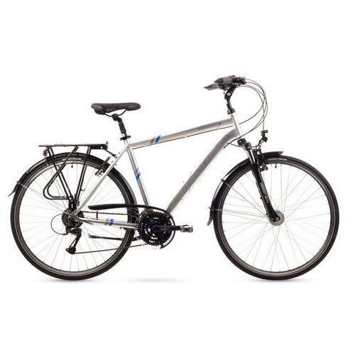 Rower Romet Wagant 3 M srebrny 2016 - M srebrny