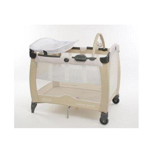 Graco CONTOUR ELECTRA łóżeczko turystyczne kojec - produkt dostępny w Dziecięce Marzenia