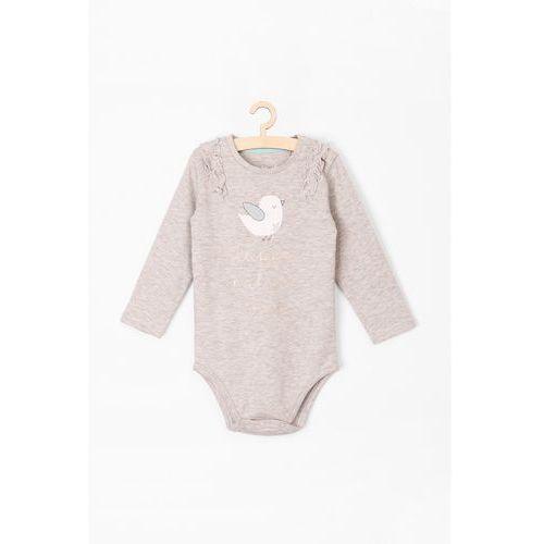 Body niemowlęce szare 6t3715 marki 5.10.15.