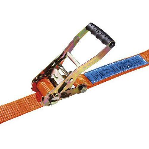 Pas mocujący, jednoczęściowy - grzechotka standardowa, szer. 25 mm, opak.: 2 szt marki Fs hebetechnik