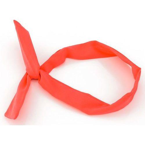 Opaska na topie jasny poziomkowy - czerwony marki Cloe