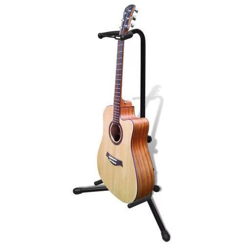vidaXL Statyw pod gitarę, regulowany