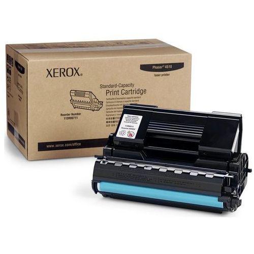 Xerox Wyprzedaż oryginał toner do phaser 4510 | 10 000 str. | czarny black, pudełko otwarte