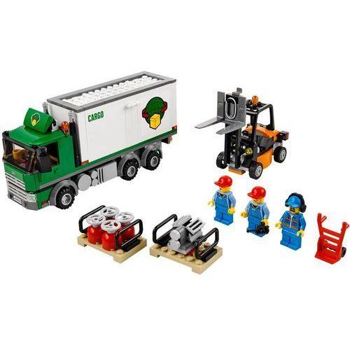 Lego City Ciężarówka 60020 z kategorii: klocki dla dzieci
