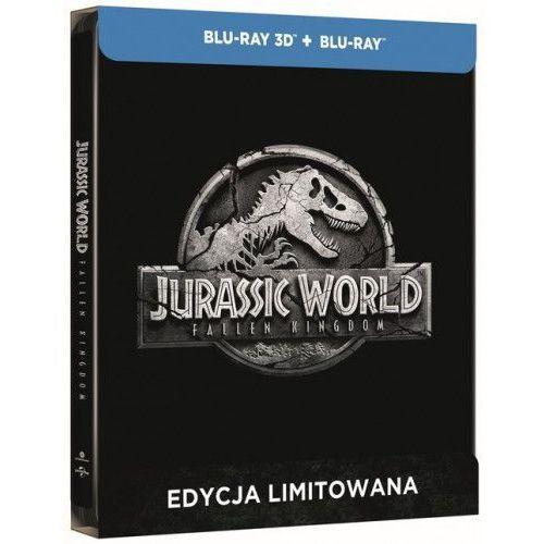 Filmostrada Jurassic world upadłe królestwo 3d+2d (steelbook) blu ray (5902115605574)