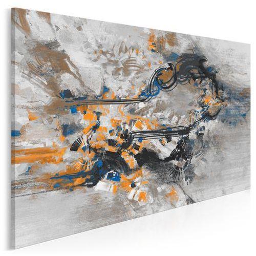 Vaku-dsgn Przylądek snów - nowoczesny obraz do salonu - 120x80 cm