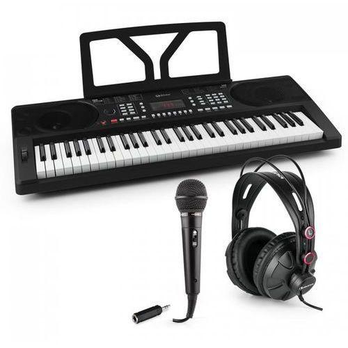 Schubert etude 300 zestaw muzyczny z keyboardem, słuchawkami, mikrofonem i adapterem (4060656076565)