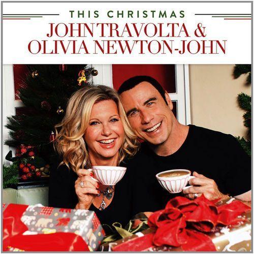 Christmas Album - John Travolta, Olivia Newton John (Płyta CD)