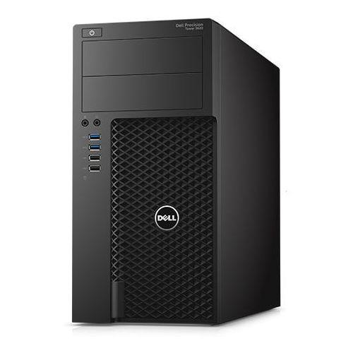 Stacja robocza / graficzna DELL T3620 / Tower / Intel Core i7-7700 3.6 GHz / 16GB DDR4 / 2TB SATA / MS Win 10 PRO, 1024326317467