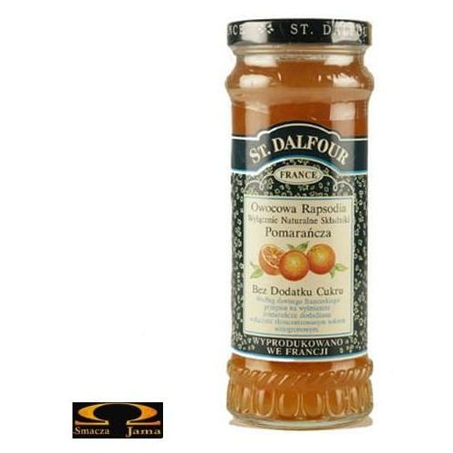 Owocowa rapsodia - pomarańcza 284g marki St. dalfour