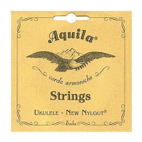 new nylgut ukulele set, gcea concert marki Aquila
