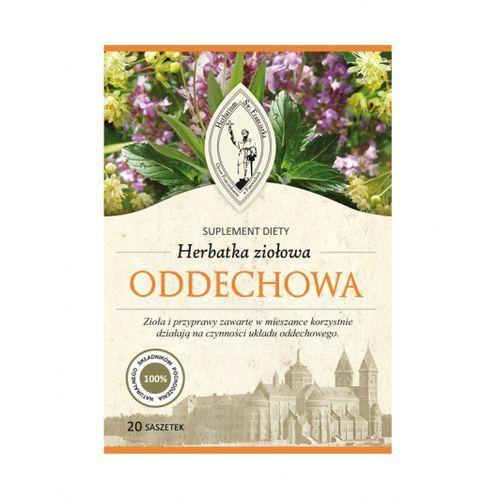 Herbatka ziołowa oddechowa darmowa dostawa od 65 zł marki Herbarium św. franciszka