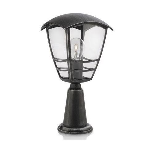 Philips  lampa ogrodowa stojąca 15462/54/16 stream szara zapytaj ile mamy na magazynie (8718291494232)