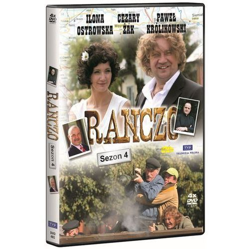 Ranczo Sezon 4 - Robert Brutter, 72829602073DV (2597630)