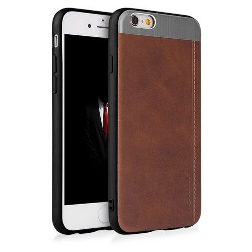 Qult Etui back case slate do iphone 6/6s brązowy (5901386708588)