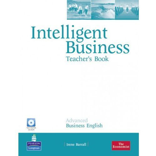 Intelligent Business Advanced. Książka Nauczyciela + CD (9781408267967)