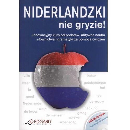 Niderlandzki nie gryzie + CD, oprawa broszurowa