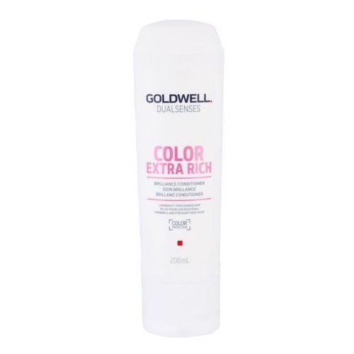 GOLDWELL COLOR EXTRA RICH, Odżywka do włosów farbowanych 200ml