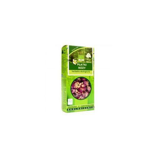 Dary natury Płatki róży herbatka eko 20g -