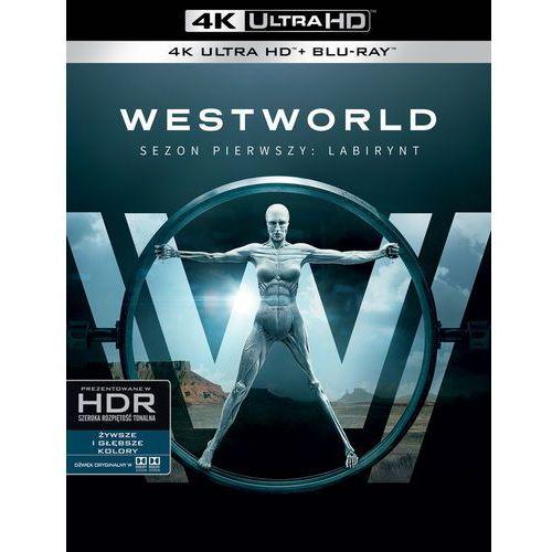 Galapagos Westworld: sezon 1 ( blu-ray - jonathan nolan. darmowa dostawa do kiosku ruchu od 24,99zł