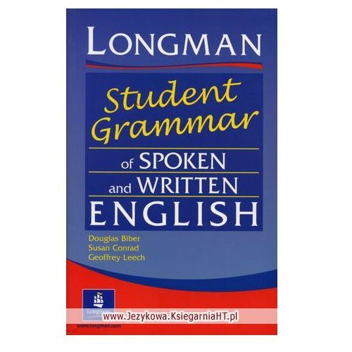 The Longman Student's Grammar of Spoken and Written English, Paper, Longman Pearson Education