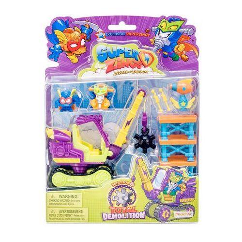Magic box Magicbox super zings seria 3 totalna demolka total demolition 2 figurki (8431618008072)