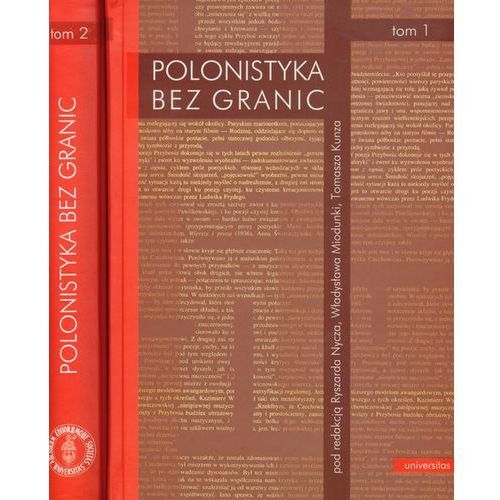 Polonistyka bez granic tom 1-2 (2010)