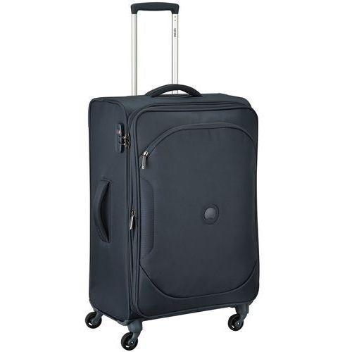 97b27a68d9e7b Delsey U-Lite Classic 2 walizka średnia poszerzana 68 cm / grafitowa -  Anthracite 739,00 zł Średnia M+ miękka grafitowa rozszerzana walizka  francuskiej ...