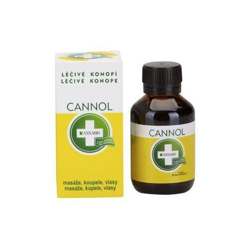 Olejek konopny CANNOL 100 ml
