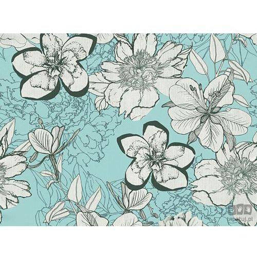 Tapeta ścienna w kwiaty urban flowers 32798-3 as creation marki A.s. creation