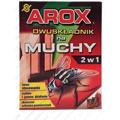 DWUSKŁADNIKOWY PREPARAT NA MUCHY - AROX-MUCHY2W1 ze sklepu SAS-BHP