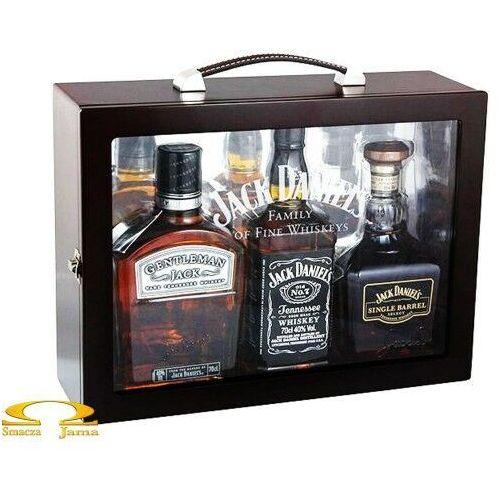 """Whiskey Jack Daniel's zestaw """"Rodzina w komplecie"""""""