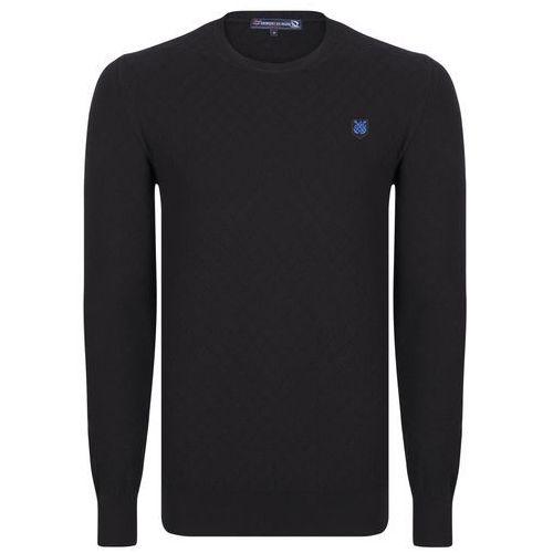 483503f3513df Giorgio Di Mare sweter męski XL czarny, kolor czarny 139,00 zł Oryginalny  sweter od producenta Giorgio di Mare asygnowana jest dla panów.