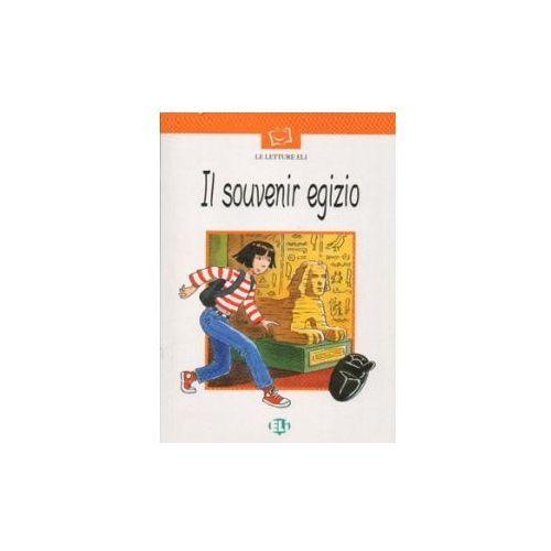 Le Letture ELI Serie Bianca - Il souvenir egizio + CD Audio, ELI