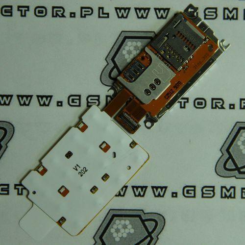Nokia Płytka klawiatury  x3-02