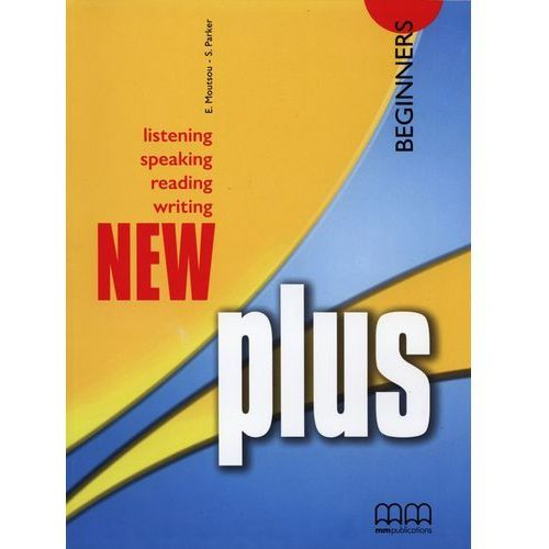New Plus Beginners Student&-8217;s Book, Parker S., Moutsou E.