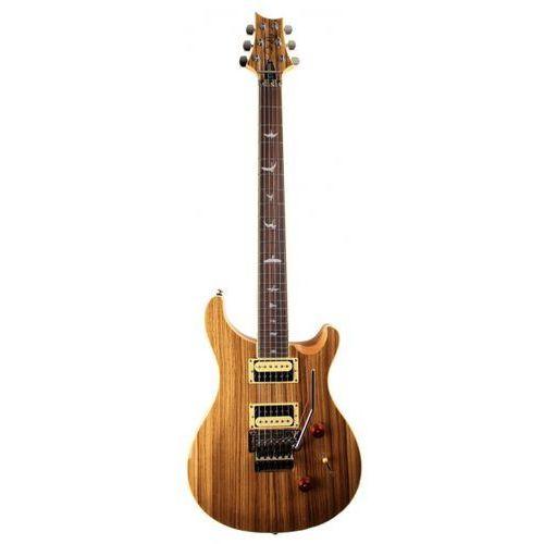 2017 se custom 24 floyd zebrawood - gitara elektryczna, edycja limitowana marki Prs