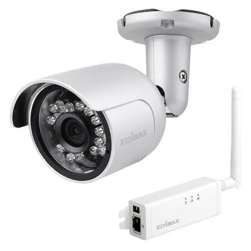 Edimax Kamera ip ic-9110w hd 720p wifi n icr mini zewn