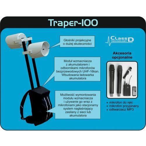 Akumulatorowy system przenośny Traper-100