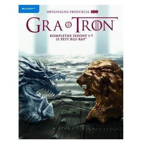 Różni Gra o tron: pakiet sezonów 1-7 ( blu-ray) - darmowa dostawa kiosk ruchu