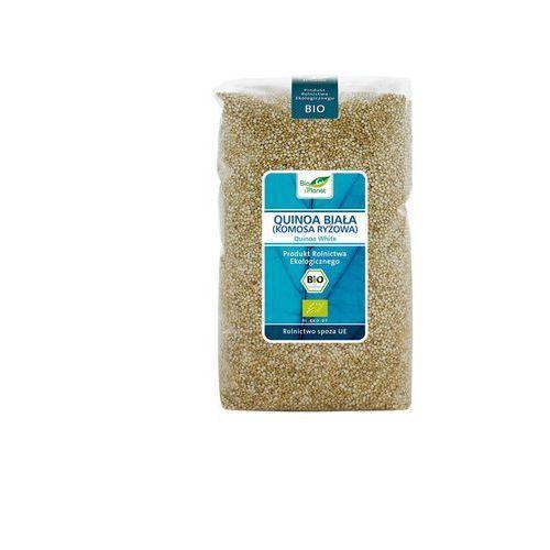 Bio planet : quinoa biała (komosa ryżowa) bio - 1 kg (5907814669346)