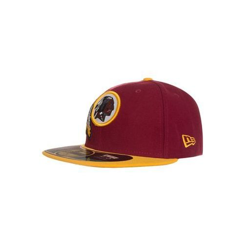 New Era 59FIFTY WASHINGTON REDSKINS Czapka z daszkiem nfl on field 5950 wasred game z kategorii nakrycia głowy i czapki