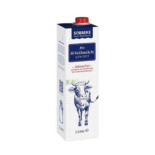 Sobbeke Mleko bez laktozy bio 1l. 3,5% -