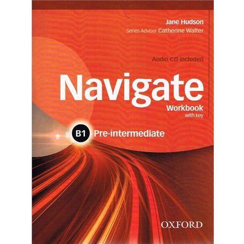 Navigate Pre-Intermediate B1. Ćwiczenia z Odpowiedziami + CD (2015)