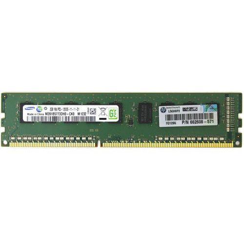 Pamięć RAM 1x 2GB SAMSUNG ECC UNBUFFERED DDR3 1600MHz PC3-12800 UDIMM | M391B5773DH0-CK0