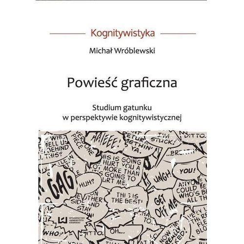 Powieść graficzna - Michał Wróblewski