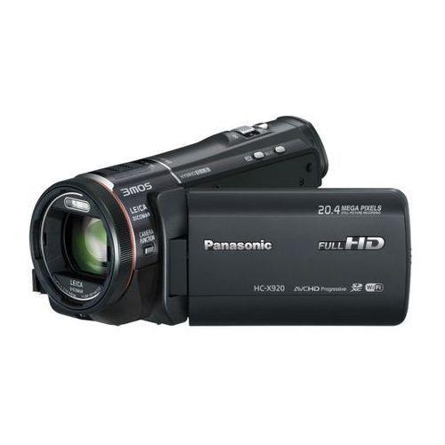 HC-X920 producenta Panasonic z kategorii [kamery cyfrowe]