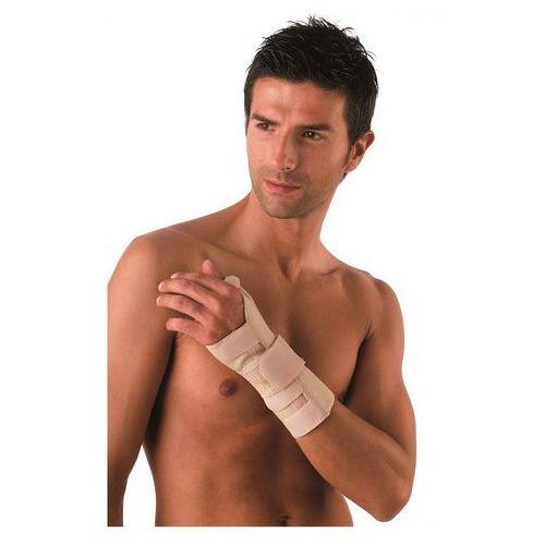 Stabilizator nadgarstka i kciuka z usztywnieniem xxl lewa marki Relaxsan