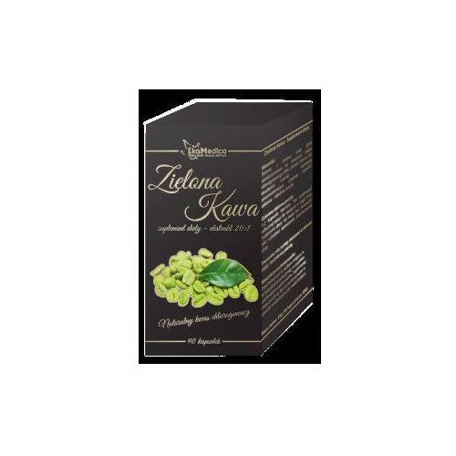 Ekomedica Zielona kawa + chrom 90kaps